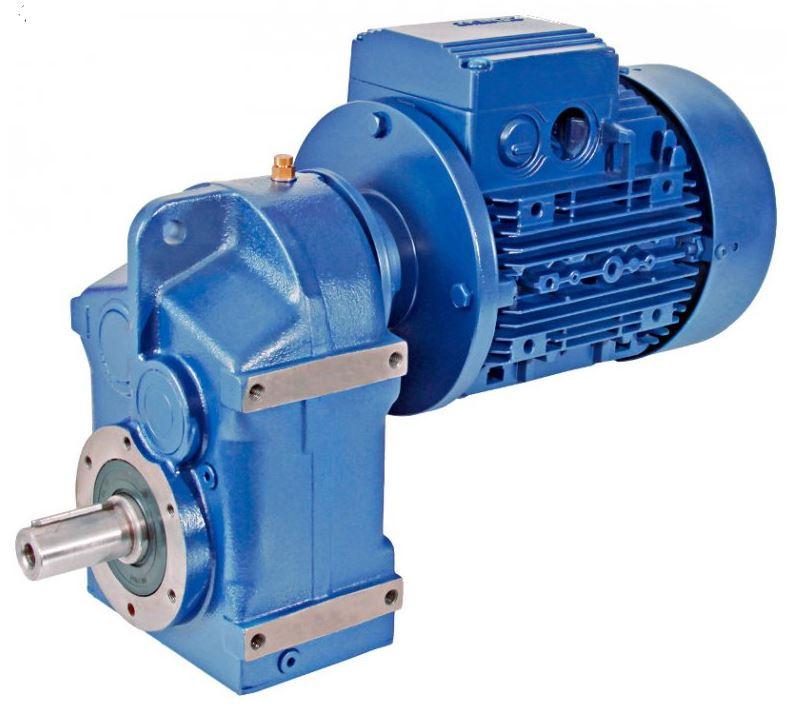 Цилиндрический мотор-редуктор E BOX P 21,31