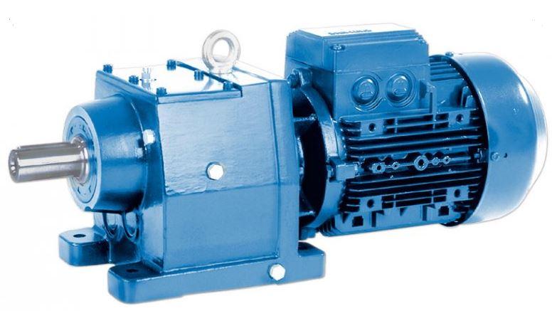 Соосный мотор-редуктор E BOX I 25,35