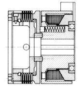 Многодисковая муфта FMOV80