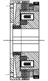 Многодисковая муфта LMS1.6
