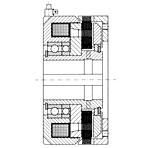 Многодисковая муфта LKC160 s