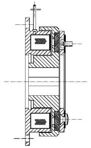 Однодисковая муфта MC1.5